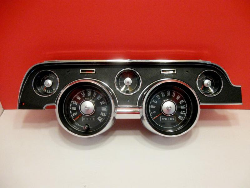 Kens Mustang Clusters More Kens Mustang Instrument Clusters We Build Gt Shelby Clusters To Work In Your Non Tach Mustang No Modifications Needed Plug Play
