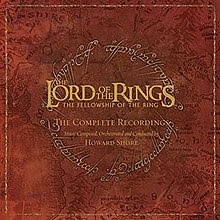Lord Of The Rings Film Score