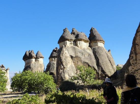 Cappadocia, Turkey: コメントを入力してください (必須)