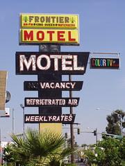 20051017 Frontier Motel Motel
