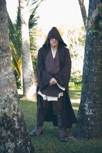 star wars wedding theme the celebrant dresses up palm cove cairns