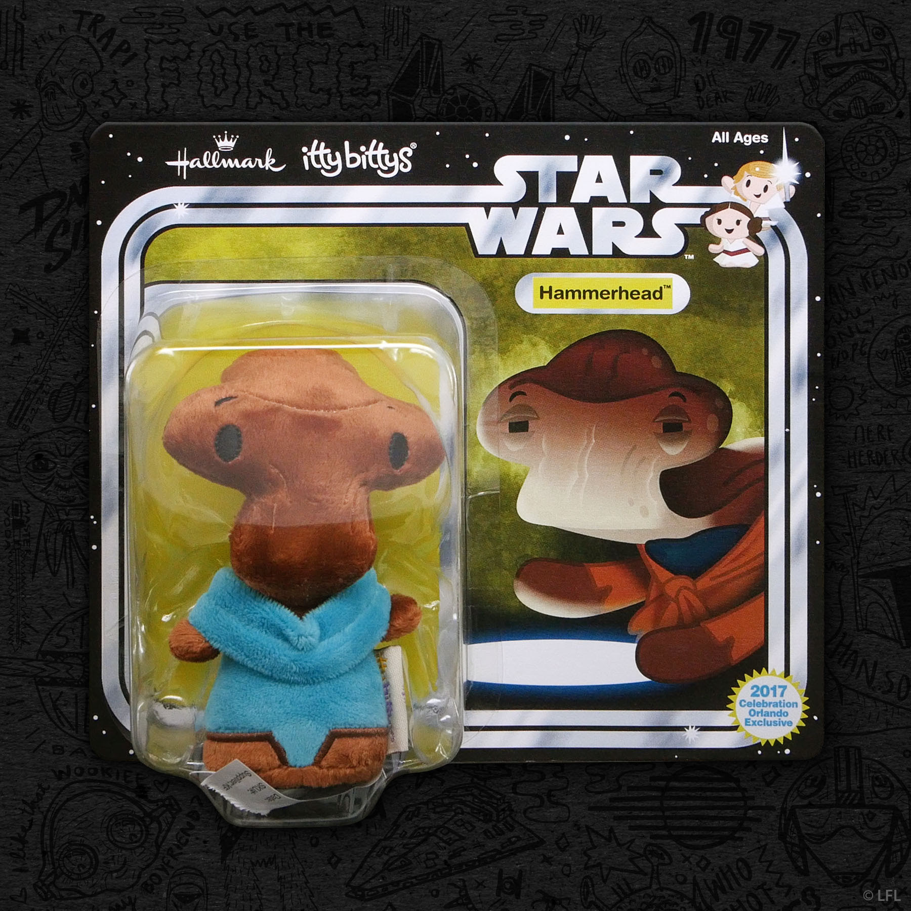 Star Wars Celebration Orlando: Itty Bittys