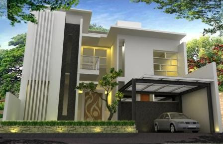 530+ Contoh Gambar Rumah Jawa Modern Terbaru