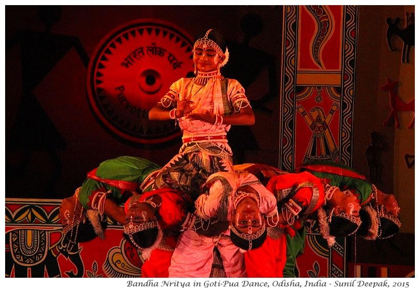 Bandha Nrutya of Gotipua, Odisha, India - Images by Sunil Deepak