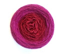 Colour changing yarn