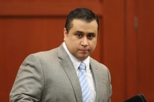 George Zimmerman (By Gary W. Green / Orlando Sentinel via AP)