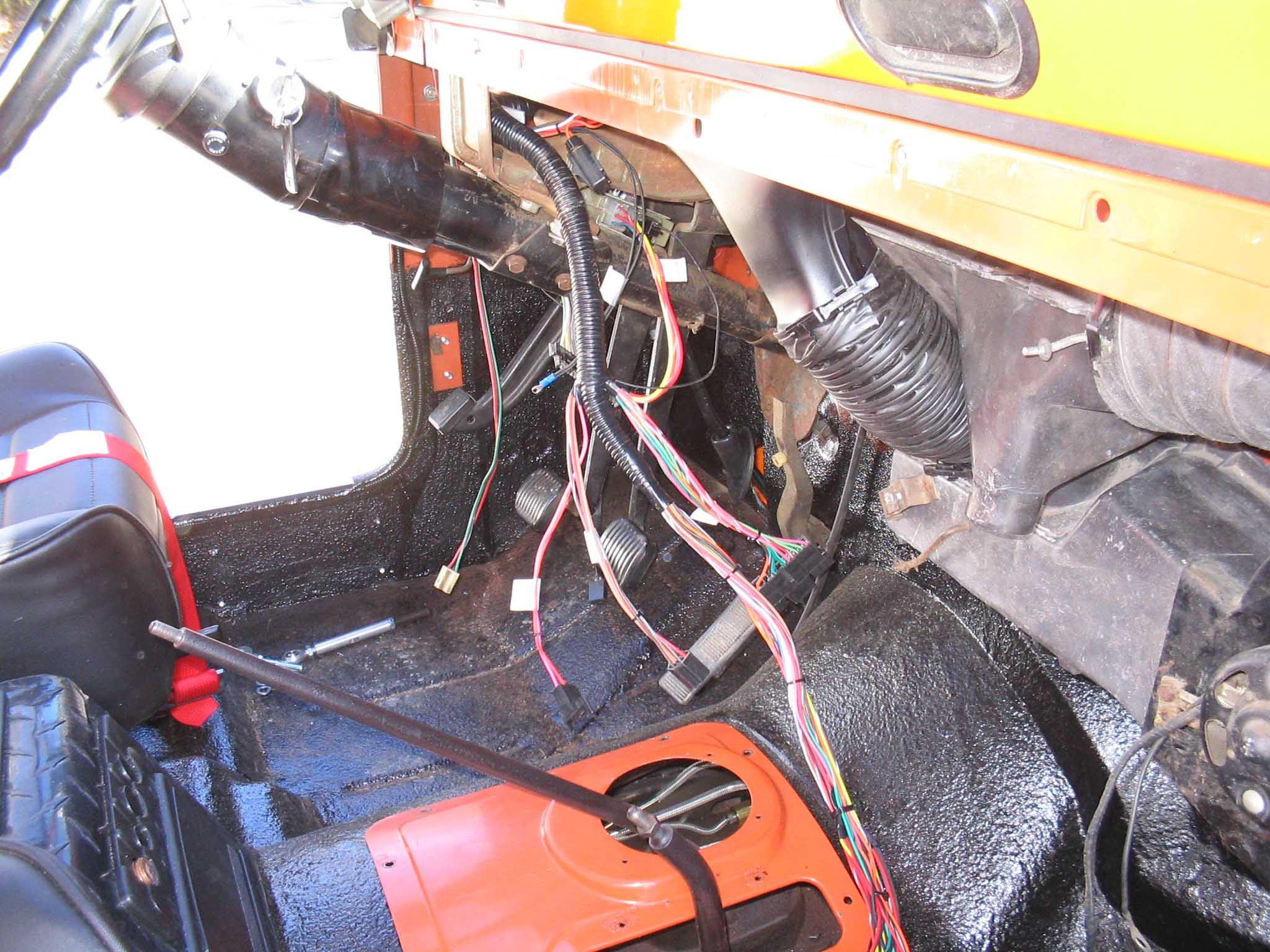 1986 Jeep Cj7 Wiring - Wiring Diagram Schema
