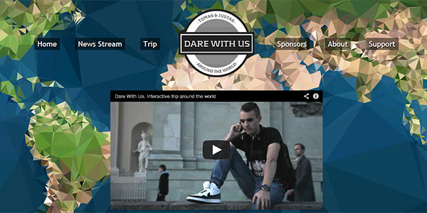 Dare with us 2013