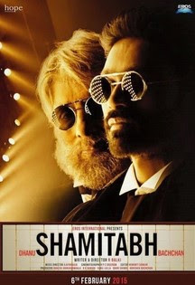 Shamitabh (2015) DVDRip Hindi Full Movie Watch Online Free