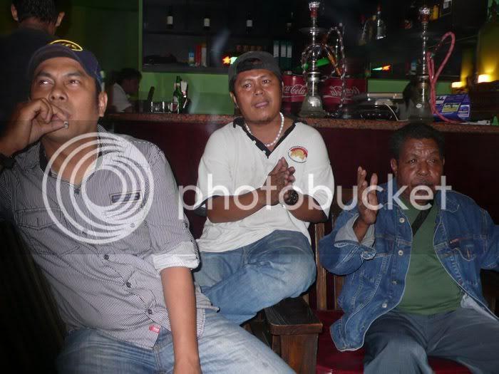 papua night