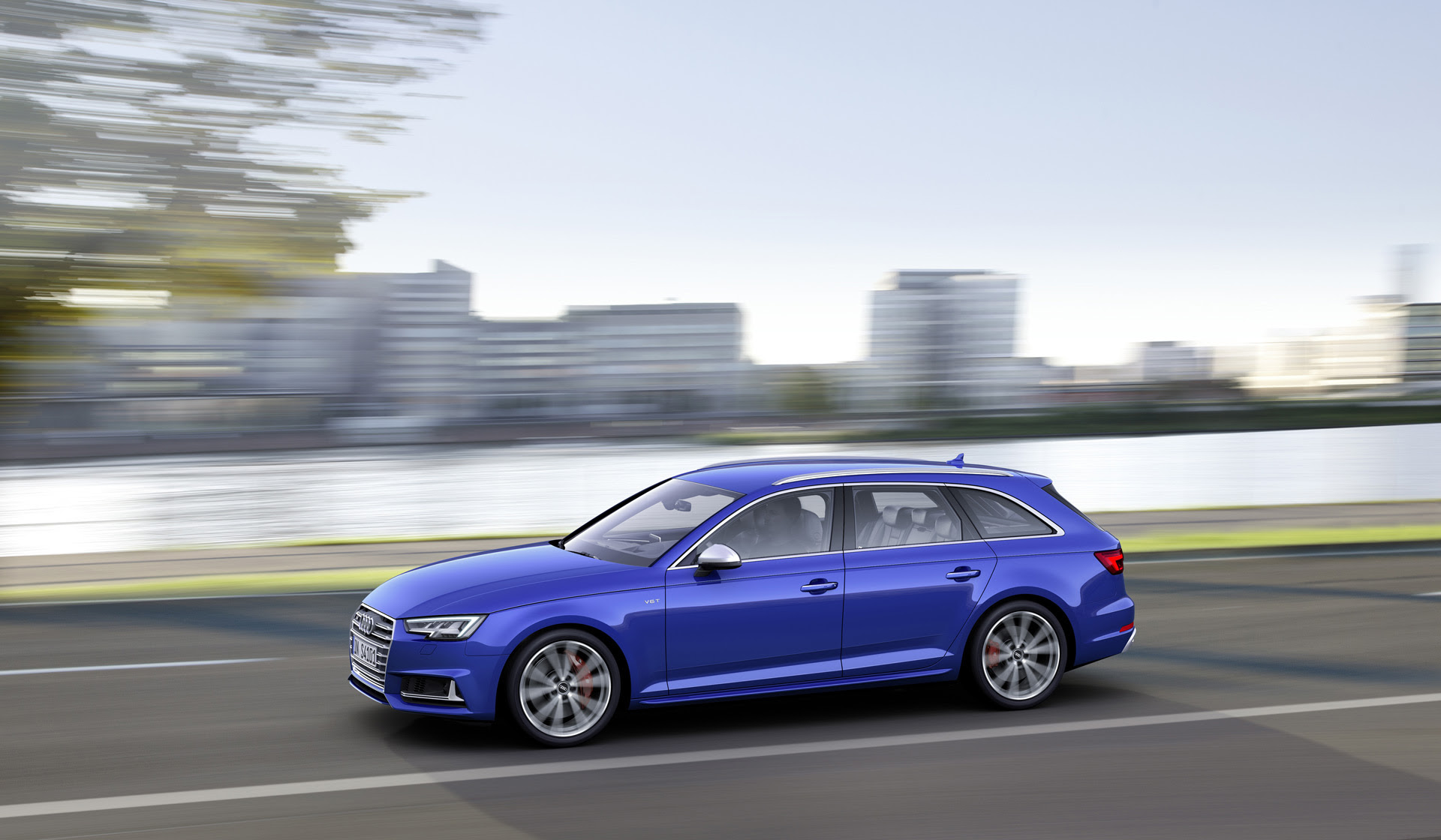 2017 Audi S4 Avant Set For 2016 Geneva Motor Show