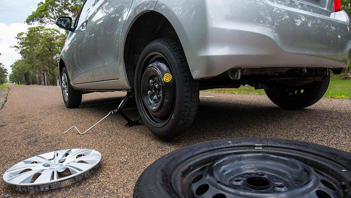 Interesting Facts About Donut Spare Tyre