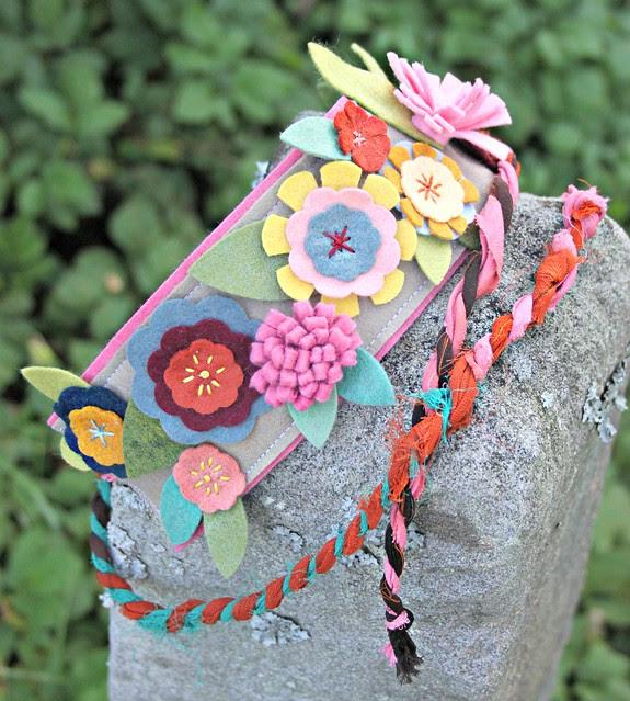 Autumn Garden Flower Crown
