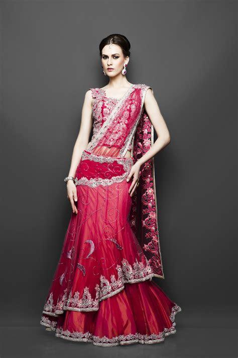 indian bridal dresses   zarilane