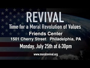 Moral Revival Coming to Philly!