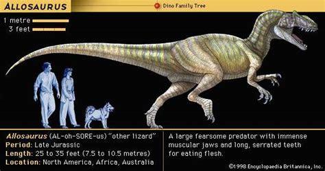 Allosaurus   dinosaur genus   Britannica.com