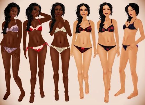 Roule Skin & Cherry Girl LB