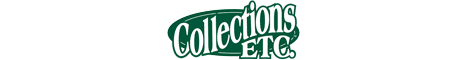 Collections Etc. Logo Banner - 468x60