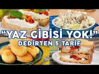 """İster Kahvaltıya Yap İster Akşam Yemeğine... Tadınca """"YAZ GİBİSİ YOK!"""" Dedirten 5 Yazlık Tarif - Yemek.com"""
