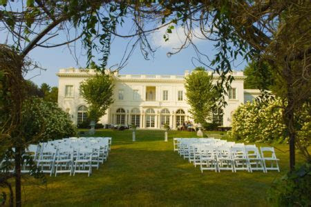 Top Ten Castles and Mansion Wedding Venues in Connecticut