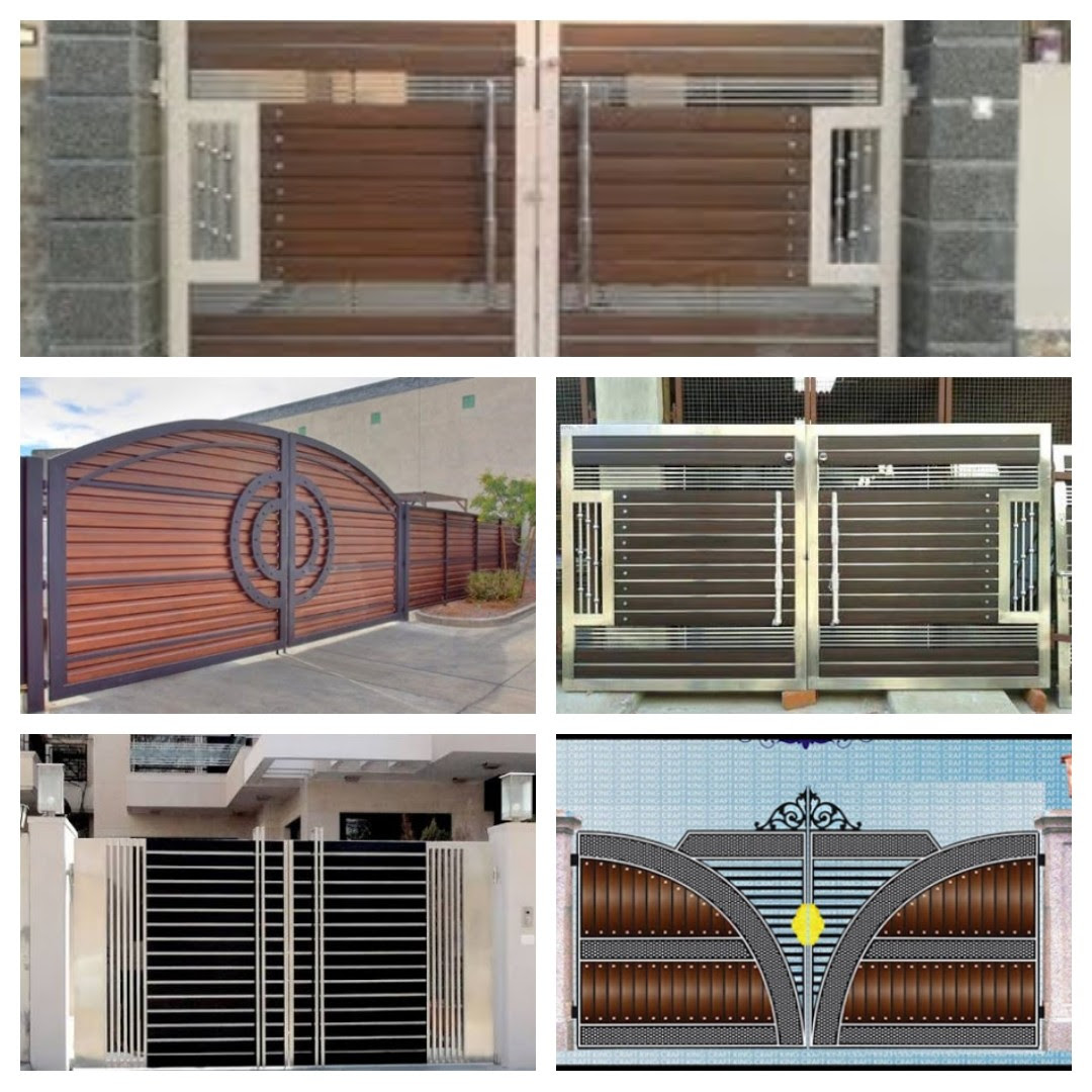 Top 100 Gates Designs For Modern Homes 2018 Designs Home Pictures