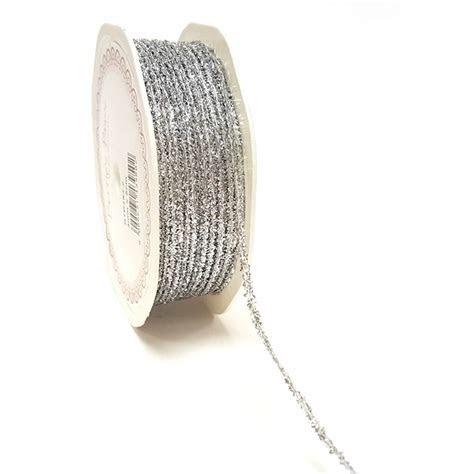 Silver Glitter Cord   Artcuts