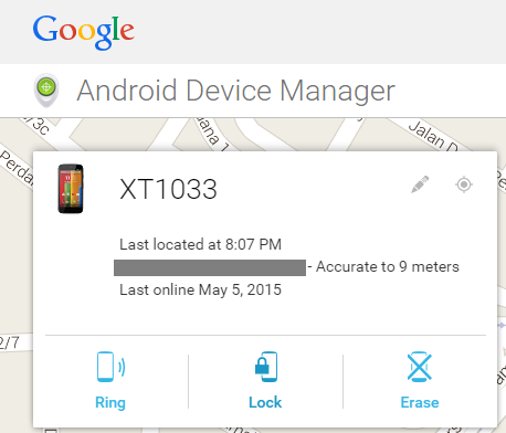 Lost your Android phone? Ring, erase, or lock your smartphone remotely using Android Device Manager. Ringing works even if your phone is in silent mode.