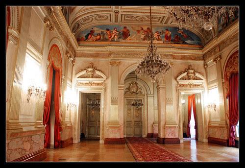 Assemblée Nationale  - Galerie des Fêtes