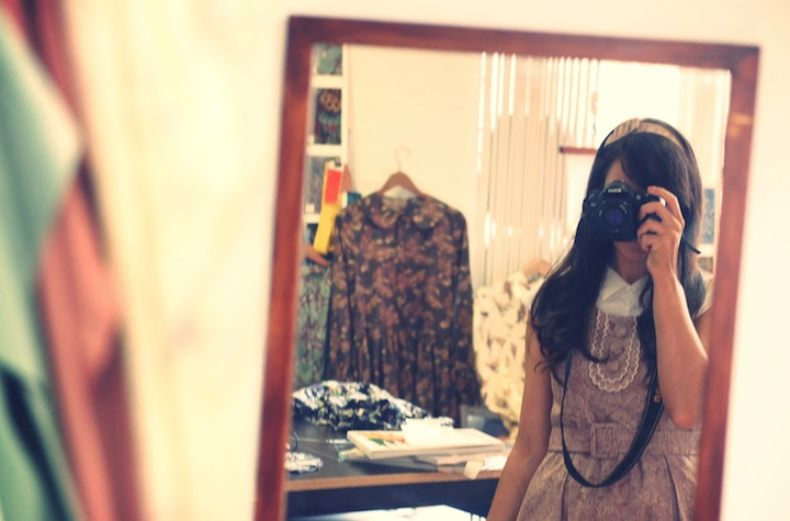 nadinoo - ale in the mirror