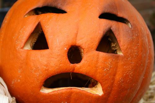 Sad Pumpkin