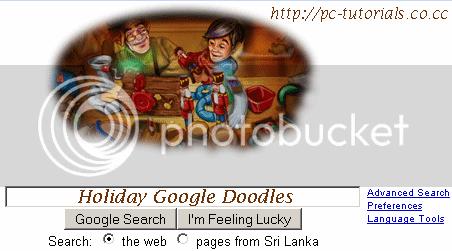 Google holiday secret doodles google