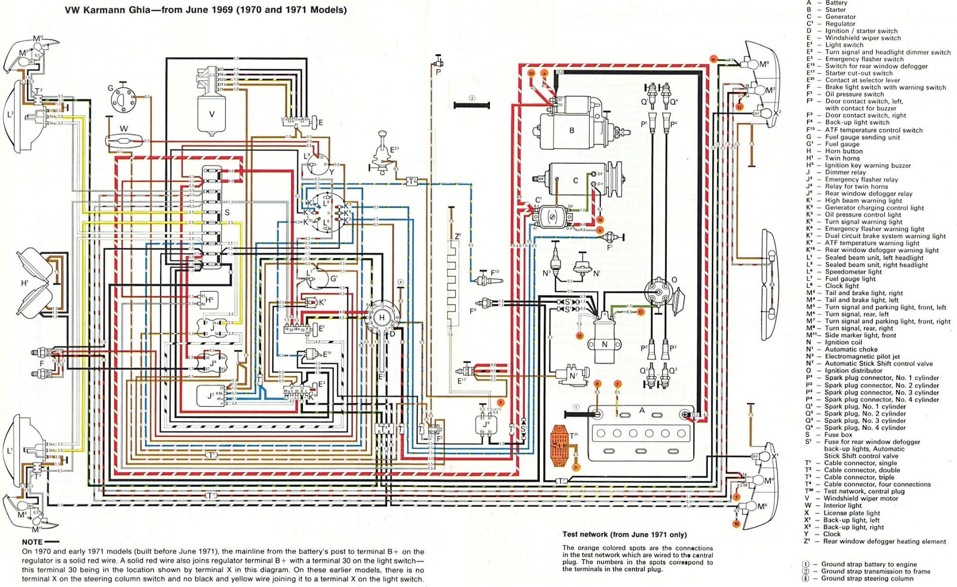 Oldsmobile Steering Column Wiring Diagram