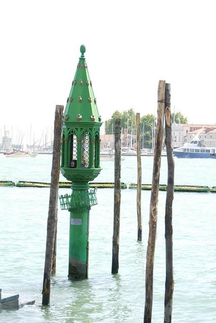 貢多拉港口