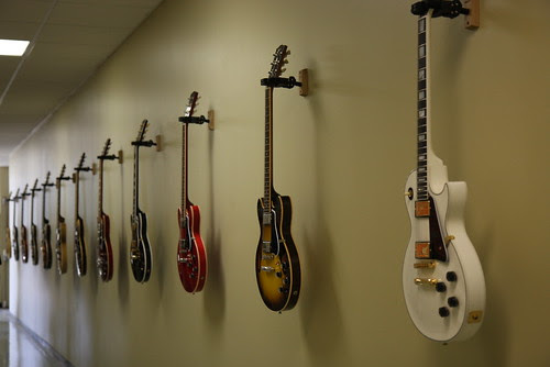 gibson 5: line of guitars