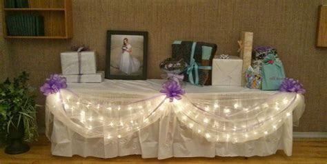 wedding reception decor lds church cultural hall   Google