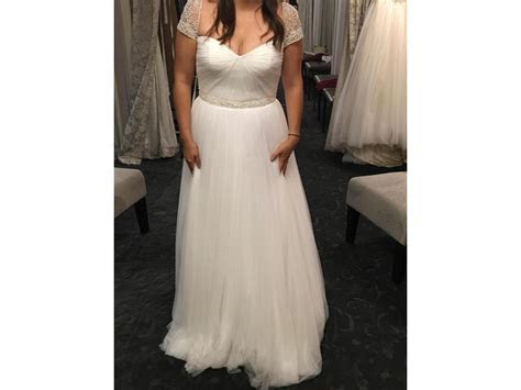 Wtoo Reed, $810 Size: 12   Sample Wedding Dresses