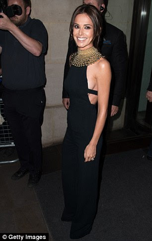 As Cheryl proves, the jumpsuit is one of the most glamorous garments you can own when worn with killer heels and the right accessories