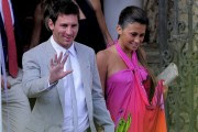Iniesta Marriage Photos