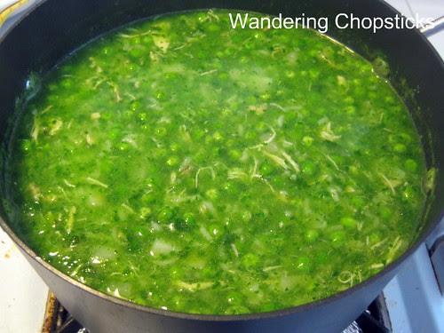 Aguadito de Pollo (Peruvian Chicken Soup) 5