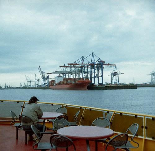 Stettin-Fahrt : Hamburg