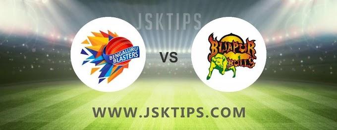 Cricket Betting Tips - Bengaluru Blasters vs Bijapur Bulls Final