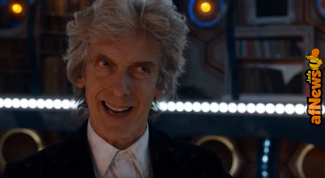 In This Doctor Who Christmas Special Clip, the First Doctor Hates the New TARDIS So Much