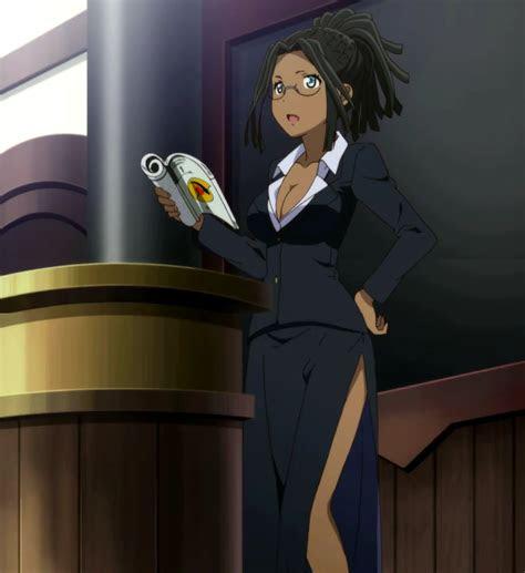 nygus black anime characters black cartoon
