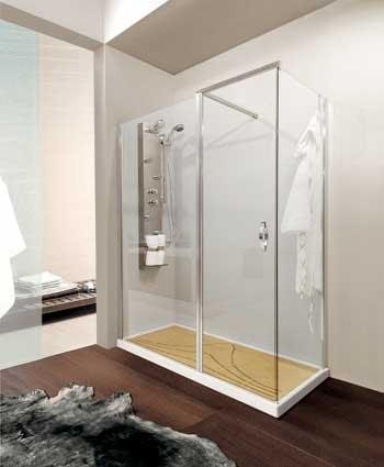 Tenere al caldo in casa doccia al posto della vasca genova for Piccola doccia della casa