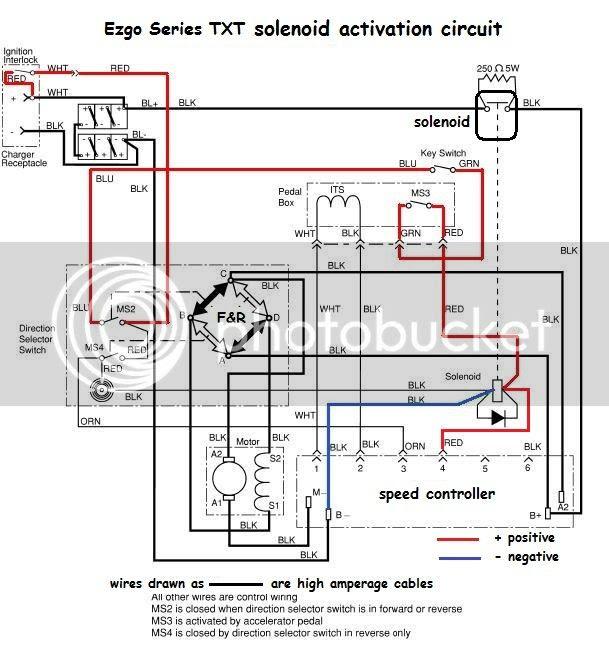 32 Ezgo Forward Reverse Switch Diagram