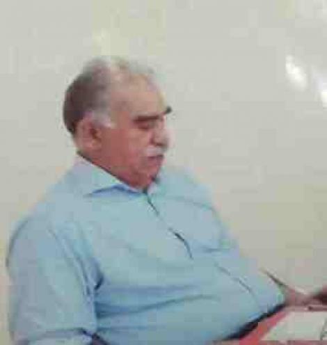 Πως είναι σήμερα ο Οτσαλάν - Η πρώτη φωτο μετά από 15 χρόνια φυλακής