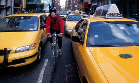 Cycling in New York City