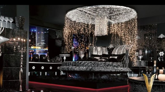 Luxurious Interiors-Ultra Chic room