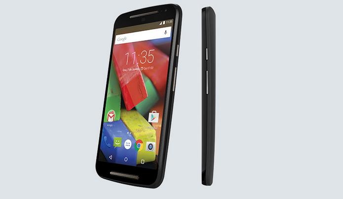 Moto G conta com tela de ótima qualidade (Foto: Divulgação/Motorola)