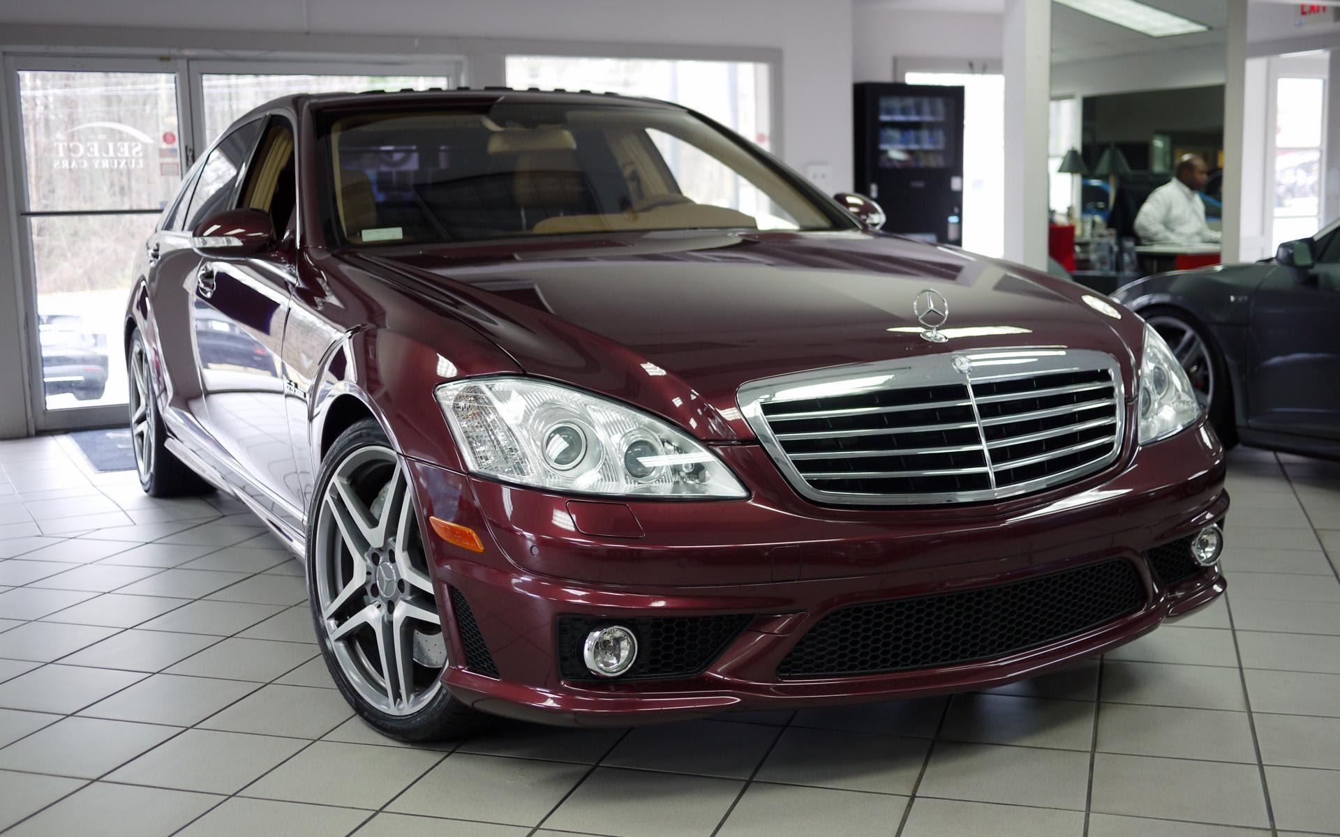 Used 2008 Mercedes-Benz S-Class S63 AMG® | Marietta, GA